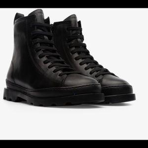 Ladies Camper Leather ankle boots Sz5-5.5US EUC